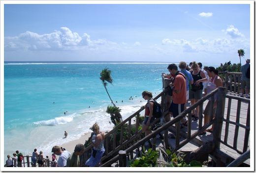 これ、ありえねーーーーー綺麗さ!メキシコの海!