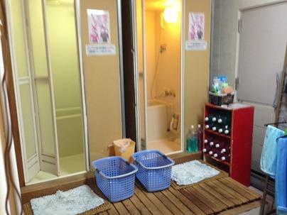 美ら宿石垣島 浴室