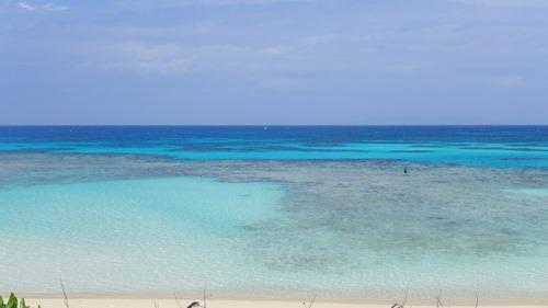 ニシハマビーチ 波照間島
