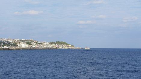 伊良部島・下地島の佐良浜港