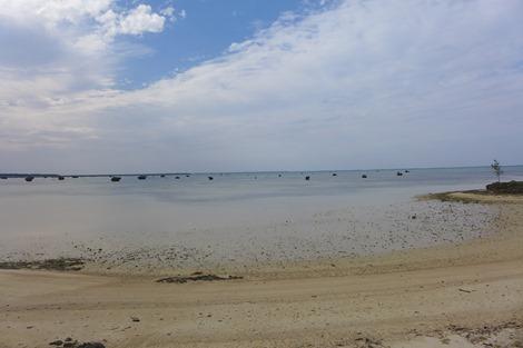 佐和田の浜 伊良部島・下地島