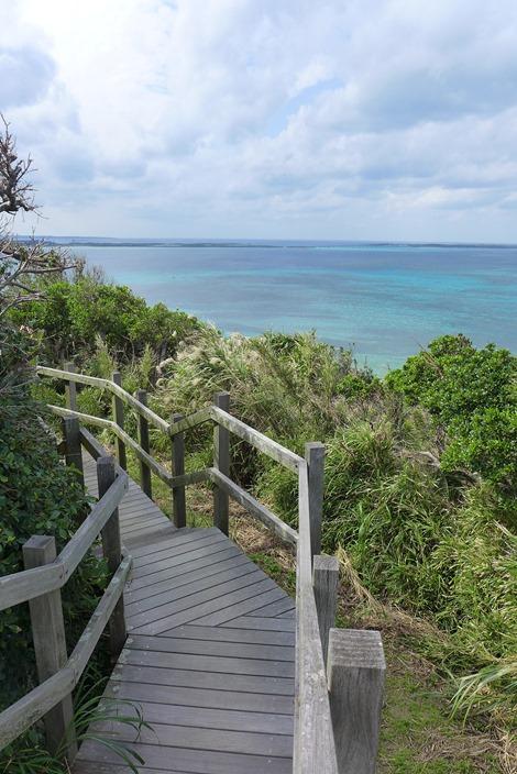 大神島の展望台