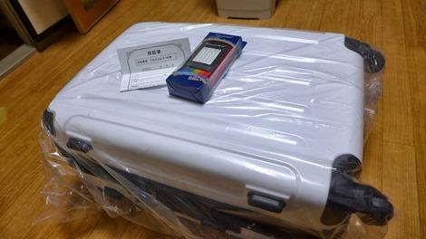 ラビット通販スーツケース