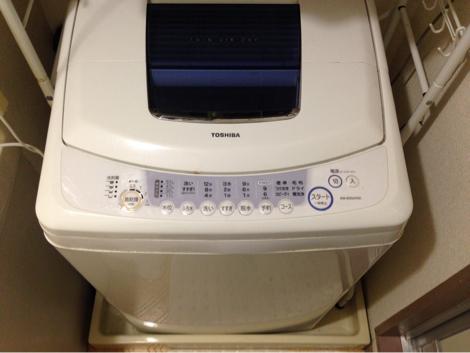 洗濯機は町の電気屋さんで買おう!