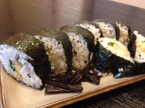 天ぷら さか本天巻き