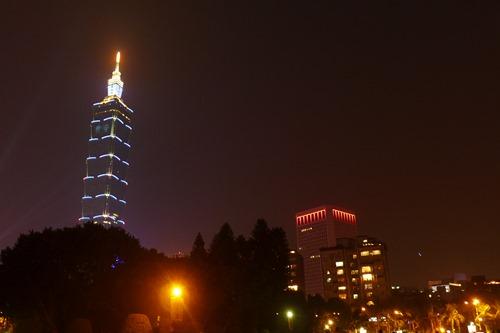 台北101 カウントダウン