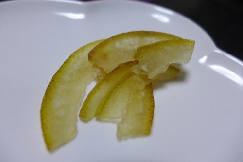 柚子 ドライフルーツ