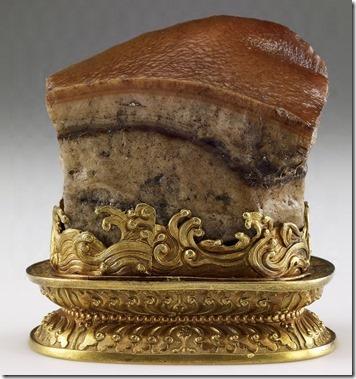 肉形石(ロウシンシー) 東坡肉