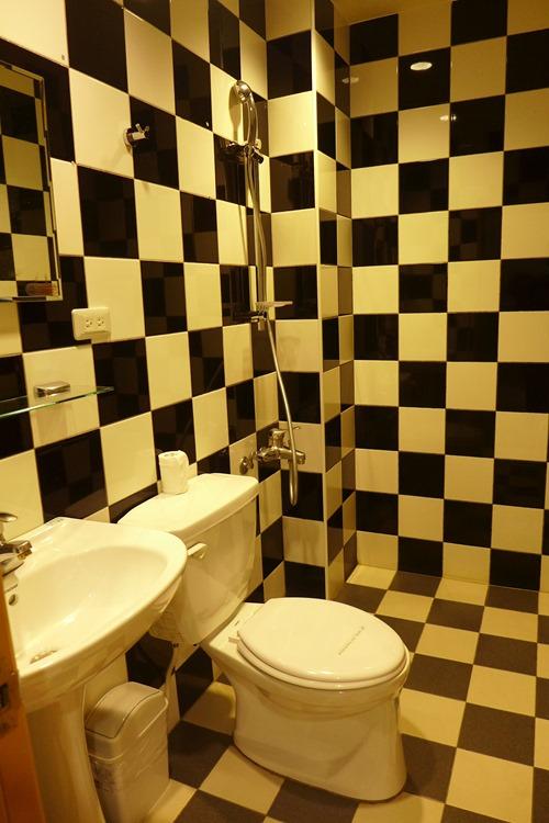 ゴーウォーク ジォウフェン Go Walk Jiufen 浴室