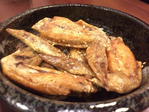 赤から鍋とセセリ焼き001