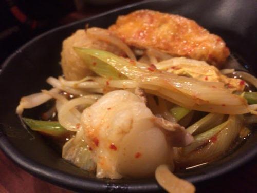 赤から鍋とセセリ焼き007