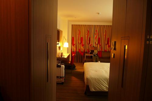 ノボテル台北桃園国際空港ホテル 室内