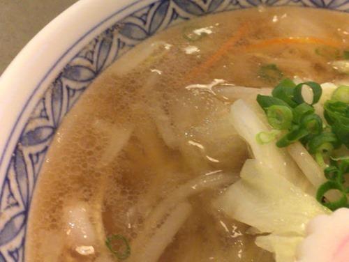 松阪 中華そば スープ