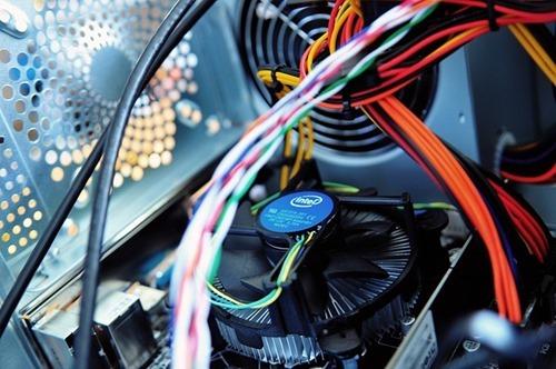 BTOパソコン内部
