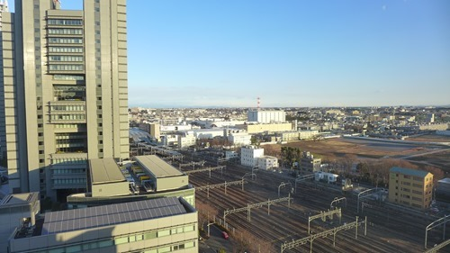 埼玉スーパーアリーナ近くのホテル ラフレさいたま21