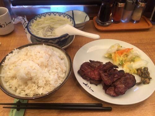 牛タン炭火 利休9