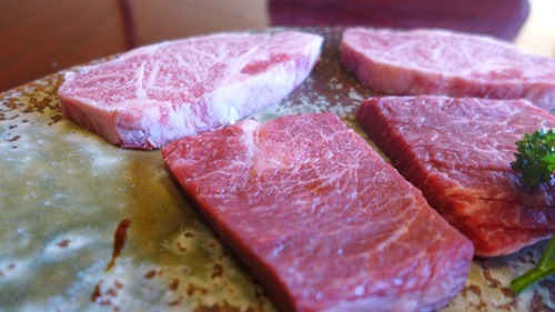 松阪市 海津本店の高級焼き肉