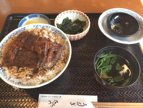 うなぎ たちの 松阪市5