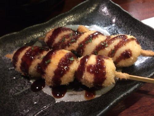 名古屋 もつ鍋 焼き鳥 串たつ17