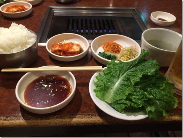鶴橋 焼き肉ランチ 白雲台 13
