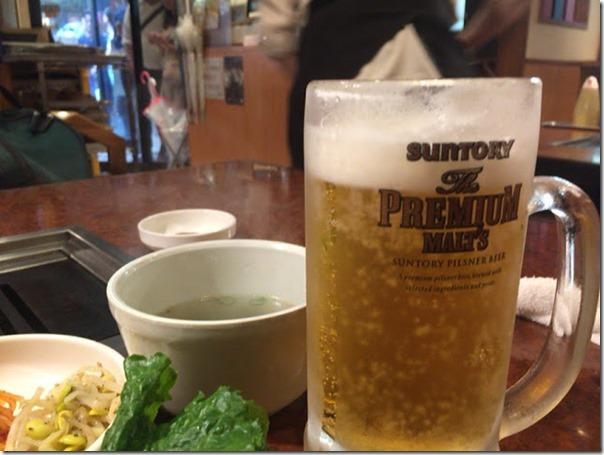 鶴橋 焼き肉ランチ 白雲台 17