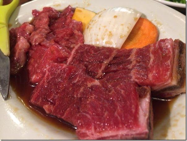 鶴橋 焼き肉ランチ 白雲台 18