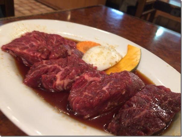 鶴橋 焼き肉ランチ 白雲台 19