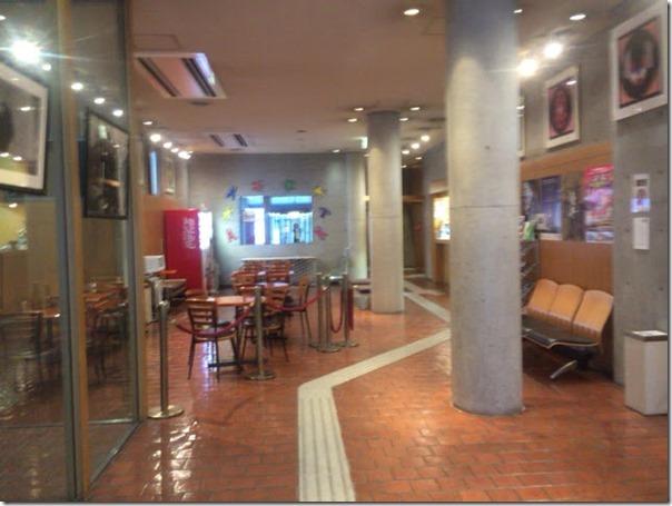 梅田駅近くのランドマーク梅田 ビジネスホテル2