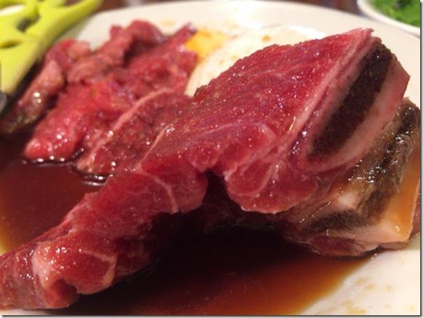 鶴橋 焼き肉ランチ 白雲台 20