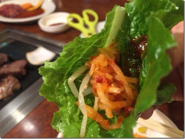 鶴橋 焼き肉ランチ 白雲台 21