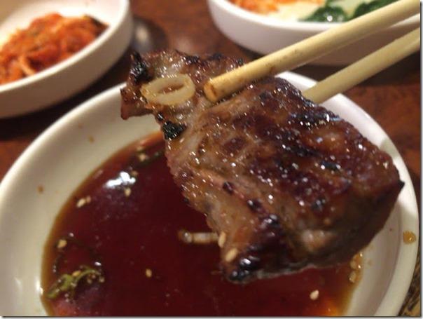 鶴橋 焼き肉ランチ 白雲台 22